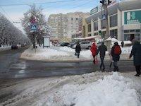 Ситилайт №147258 в городе Черкассы (Черкасская область), размещение наружной рекламы, IDMedia-аренда по самым низким ценам!
