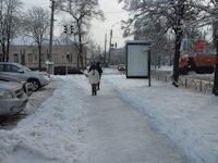 Ситилайт №147259 в городе Черкассы (Черкасская область), размещение наружной рекламы, IDMedia-аренда по самым низким ценам!