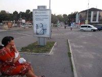 Ситилайт №147279 в городе Черкассы (Черкасская область), размещение наружной рекламы, IDMedia-аренда по самым низким ценам!
