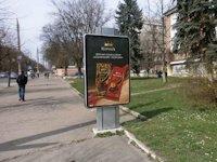 Ситилайт №147329 в городе Черновцы (Черновицкая область), размещение наружной рекламы, IDMedia-аренда по самым низким ценам!