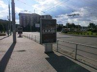 Ситилайт №147343 в городе Черновцы (Черновицкая область), размещение наружной рекламы, IDMedia-аренда по самым низким ценам!