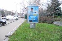 Ситилайт №147371 в городе Чернигов (Черниговская область), размещение наружной рекламы, IDMedia-аренда по самым низким ценам!