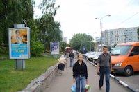 Ситилайт №147372 в городе Чернигов (Черниговская область), размещение наружной рекламы, IDMedia-аренда по самым низким ценам!