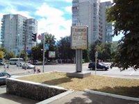 Ситилайт №147373 в городе Чернигов (Черниговская область), размещение наружной рекламы, IDMedia-аренда по самым низким ценам!
