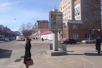 Ситилайт №147376 в городе Чернигов (Черниговская область), размещение наружной рекламы, IDMedia-аренда по самым низким ценам!