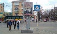Ситилайт №147377 в городе Чернигов (Черниговская область), размещение наружной рекламы, IDMedia-аренда по самым низким ценам!