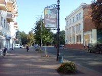 Ситилайт №147385 в городе Чернигов (Черниговская область), размещение наружной рекламы, IDMedia-аренда по самым низким ценам!