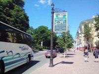 Ситилайт №147386 в городе Чернигов (Черниговская область), размещение наружной рекламы, IDMedia-аренда по самым низким ценам!