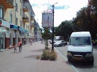 Ситилайт №147389 в городе Чернигов (Черниговская область), размещение наружной рекламы, IDMedia-аренда по самым низким ценам!