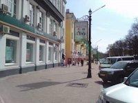 Ситилайт №147391 в городе Чернигов (Черниговская область), размещение наружной рекламы, IDMedia-аренда по самым низким ценам!