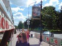 Ситилайт №147393 в городе Чернигов (Черниговская область), размещение наружной рекламы, IDMedia-аренда по самым низким ценам!
