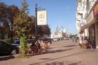 Ситилайт №147394 в городе Чернигов (Черниговская область), размещение наружной рекламы, IDMedia-аренда по самым низким ценам!