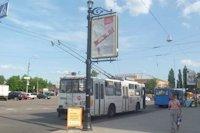 Ситилайт №147398 в городе Чернигов (Черниговская область), размещение наружной рекламы, IDMedia-аренда по самым низким ценам!