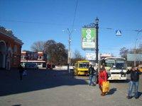 Ситилайт №147399 в городе Чернигов (Черниговская область), размещение наружной рекламы, IDMedia-аренда по самым низким ценам!