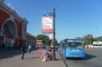Ситилайт №147403 в городе Чернигов (Черниговская область), размещение наружной рекламы, IDMedia-аренда по самым низким ценам!