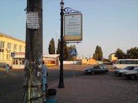 Ситилайт №147404 в городе Чернигов (Черниговская область), размещение наружной рекламы, IDMedia-аренда по самым низким ценам!