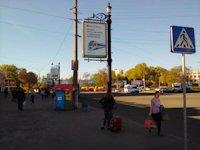 Ситилайт №147405 в городе Чернигов (Черниговская область), размещение наружной рекламы, IDMedia-аренда по самым низким ценам!