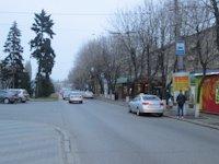 Тумба №148942 в городе Днепр (Днепропетровская область), размещение наружной рекламы, IDMedia-аренда по самым низким ценам!