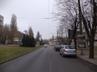 Тумба №148944 в городе Днепр (Днепропетровская область), размещение наружной рекламы, IDMedia-аренда по самым низким ценам!