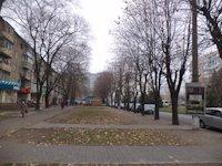 Тумба №148945 в городе Днепр (Днепропетровская область), размещение наружной рекламы, IDMedia-аренда по самым низким ценам!