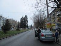 Тумба №148950 в городе Днепр (Днепропетровская область), размещение наружной рекламы, IDMedia-аренда по самым низким ценам!