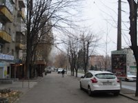 Тумба №148957 в городе Днепр (Днепропетровская область), размещение наружной рекламы, IDMedia-аренда по самым низким ценам!