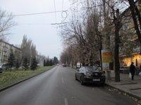 Тумба №148958 в городе Днепр (Днепропетровская область), размещение наружной рекламы, IDMedia-аренда по самым низким ценам!