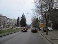 Тумба №148960 в городе Днепр (Днепропетровская область), размещение наружной рекламы, IDMedia-аренда по самым низким ценам!