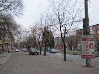 Тумба №148961 в городе Днепр (Днепропетровская область), размещение наружной рекламы, IDMedia-аренда по самым низким ценам!