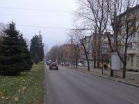 Тумба №148962 в городе Днепр (Днепропетровская область), размещение наружной рекламы, IDMedia-аренда по самым низким ценам!
