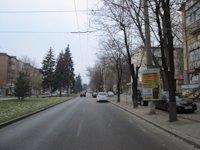 Тумба №148964 в городе Днепр (Днепропетровская область), размещение наружной рекламы, IDMedia-аренда по самым низким ценам!