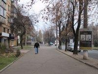 Тумба №148969 в городе Днепр (Днепропетровская область), размещение наружной рекламы, IDMedia-аренда по самым низким ценам!