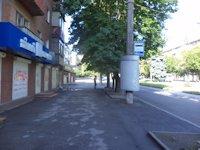 Тумба №148970 в городе Днепр (Днепропетровская область), размещение наружной рекламы, IDMedia-аренда по самым низким ценам!