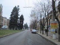 Тумба №148972 в городе Днепр (Днепропетровская область), размещение наружной рекламы, IDMedia-аренда по самым низким ценам!
