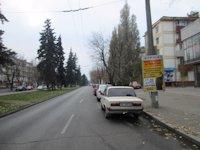 Тумба №148976 в городе Днепр (Днепропетровская область), размещение наружной рекламы, IDMedia-аренда по самым низким ценам!