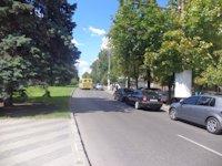 Тумба №148983 в городе Днепр (Днепропетровская область), размещение наружной рекламы, IDMedia-аренда по самым низким ценам!