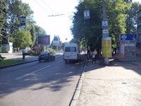 Тумба №148986 в городе Днепр (Днепропетровская область), размещение наружной рекламы, IDMedia-аренда по самым низким ценам!