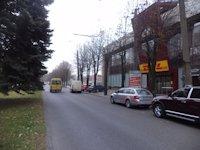 Тумба №148988 в городе Днепр (Днепропетровская область), размещение наружной рекламы, IDMedia-аренда по самым низким ценам!