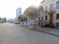 Тумба №149390 в городе Днепр (Днепропетровская область), размещение наружной рекламы, IDMedia-аренда по самым низким ценам!