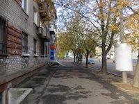 Тумба №149393 в городе Днепр (Днепропетровская область), размещение наружной рекламы, IDMedia-аренда по самым низким ценам!