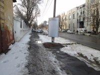 Тумба №149394 в городе Днепр (Днепропетровская область), размещение наружной рекламы, IDMedia-аренда по самым низким ценам!