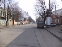 Тумба №149395 в городе Днепр (Днепропетровская область), размещение наружной рекламы, IDMedia-аренда по самым низким ценам!
