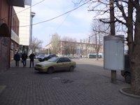 Тумба №149396 в городе Днепр (Днепропетровская область), размещение наружной рекламы, IDMedia-аренда по самым низким ценам!