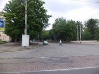 Тумба №149400 в городе Днепр (Днепропетровская область), размещение наружной рекламы, IDMedia-аренда по самым низким ценам!