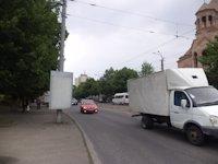 Тумба №149403 в городе Днепр (Днепропетровская область), размещение наружной рекламы, IDMedia-аренда по самым низким ценам!