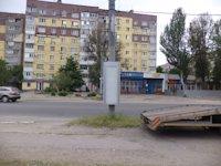 Тумба №149405 в городе Днепр (Днепропетровская область), размещение наружной рекламы, IDMedia-аренда по самым низким ценам!