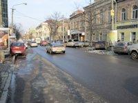 Тумба №149409 в городе Днепр (Днепропетровская область), размещение наружной рекламы, IDMedia-аренда по самым низким ценам!