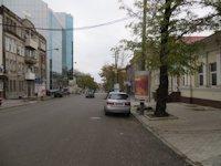 Тумба №149411 в городе Днепр (Днепропетровская область), размещение наружной рекламы, IDMedia-аренда по самым низким ценам!