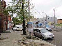 Тумба №149412 в городе Днепр (Днепропетровская область), размещение наружной рекламы, IDMedia-аренда по самым низким ценам!