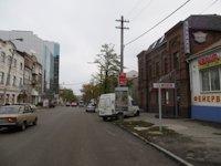 Тумба №149413 в городе Днепр (Днепропетровская область), размещение наружной рекламы, IDMedia-аренда по самым низким ценам!